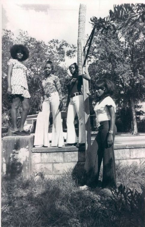 uv-ray: oldflorida: Who will be Miss. Soul, 1972? (rfleetjr Historic Photos) all of them