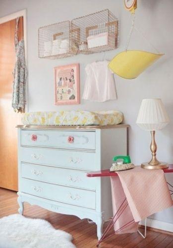 Une chambre vintage pour bébé | Vanessa Sicotte | Le blogue ...