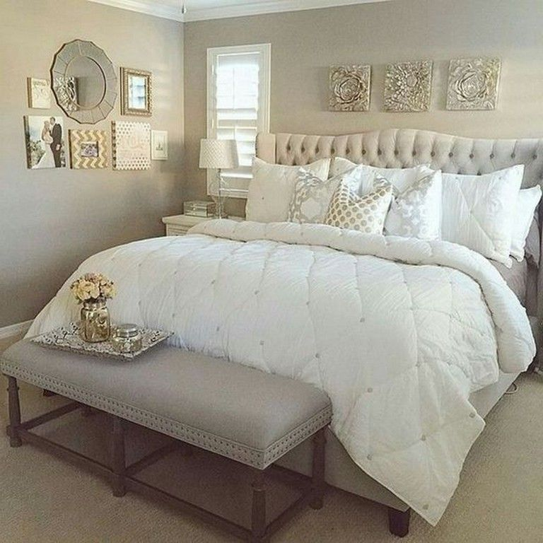 Best 45 Simple Master Bedroom Decorating Ideas Bedroom 400 x 300