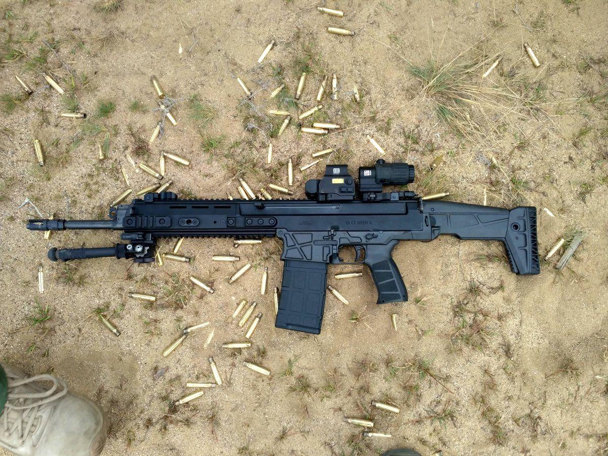 CZ Bren 2 BR | Weapons | Weapons, Guns, Firearms