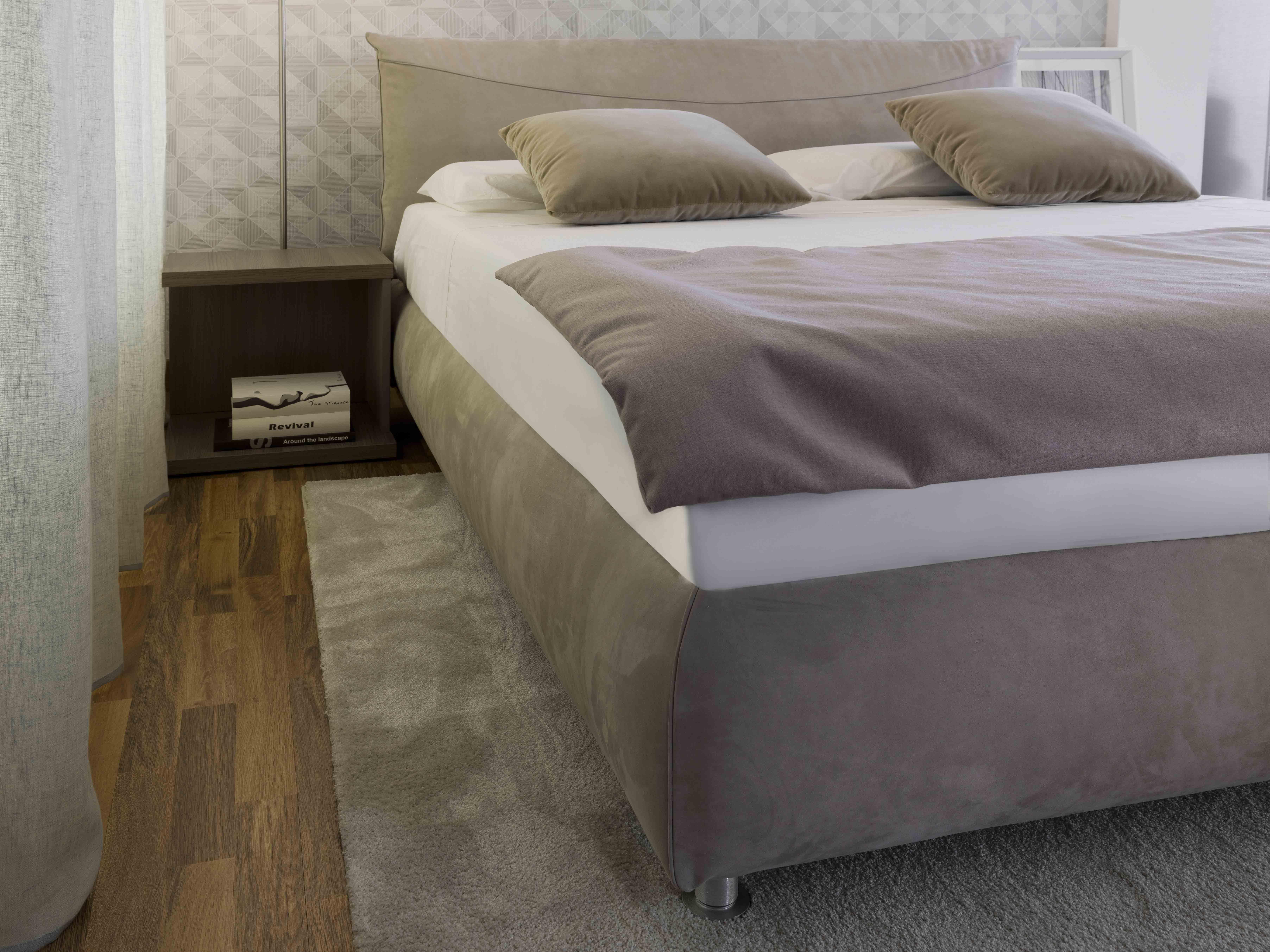 letto contenitore un pelle contenitore