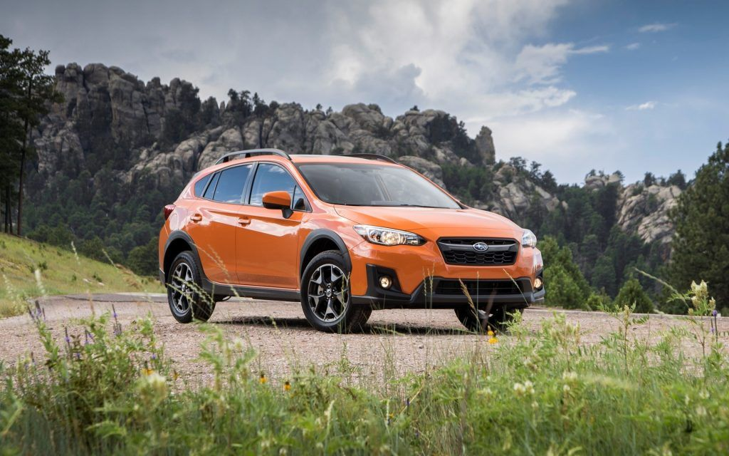 Previously This Year The Subaru Crosstrek Got A Total Redesign In Real Subaru Style However This Redesign Did Not Subaru Crosstrek Subaru Best Gas Mileage