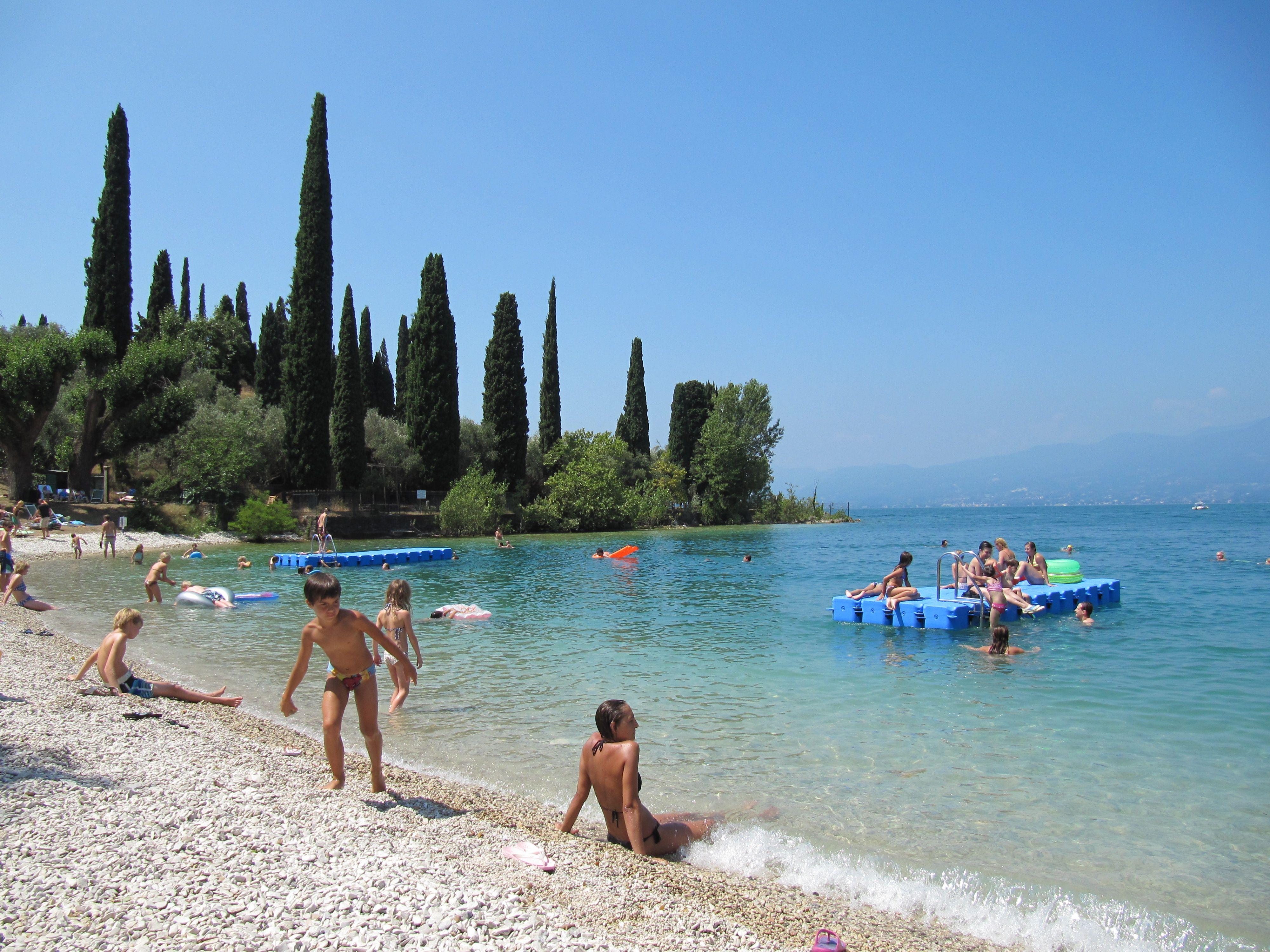 Parco Baia Delle Sirene Met Afbeeldingen Gardameer Reizen Italie