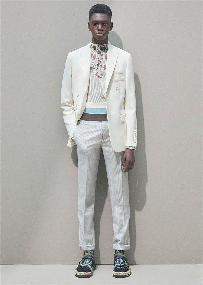 Dior Men Spring Summer 2021 In 2020 Menswear Men Dior Mens Fashion