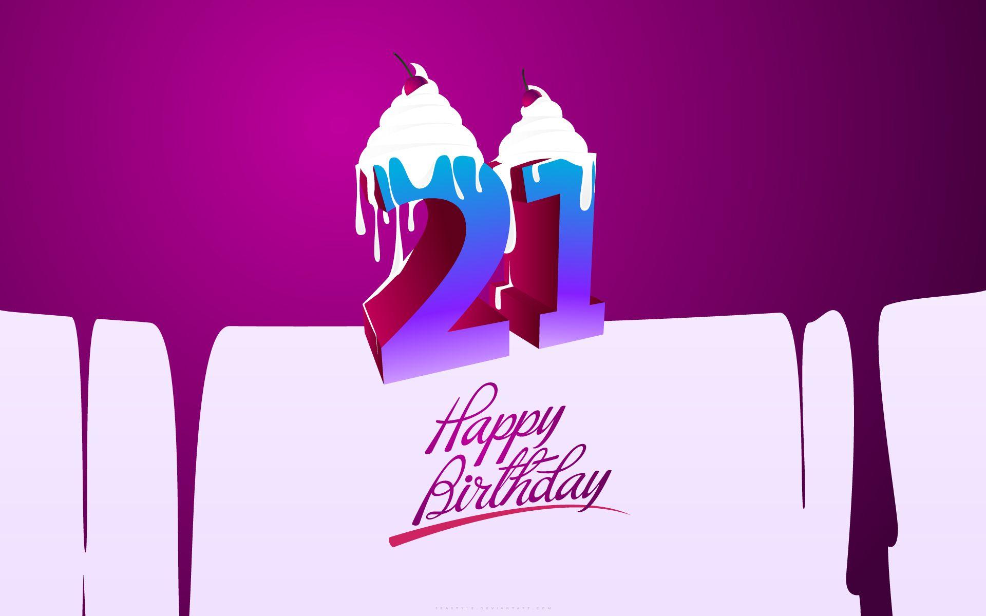 birthday wallpaper screensaver birthday Pinterest