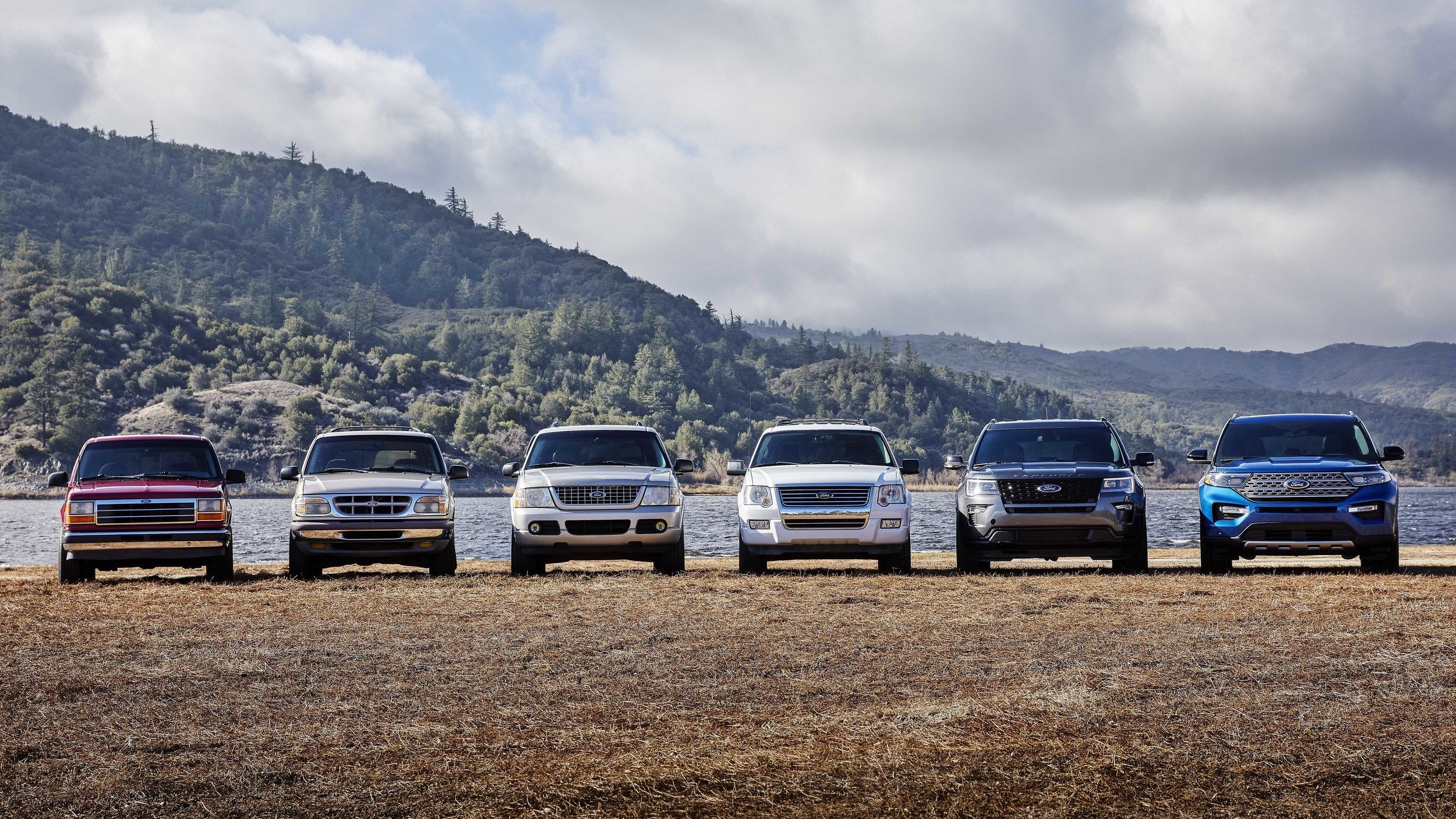 Ford Explorer Over The Years How This Suv Evolved 2020 Ford Explorer Ford Explorer Ford Suv