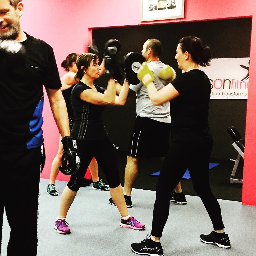 It's a #Boxing kinda #Monday #box #strong #body #groupclass
