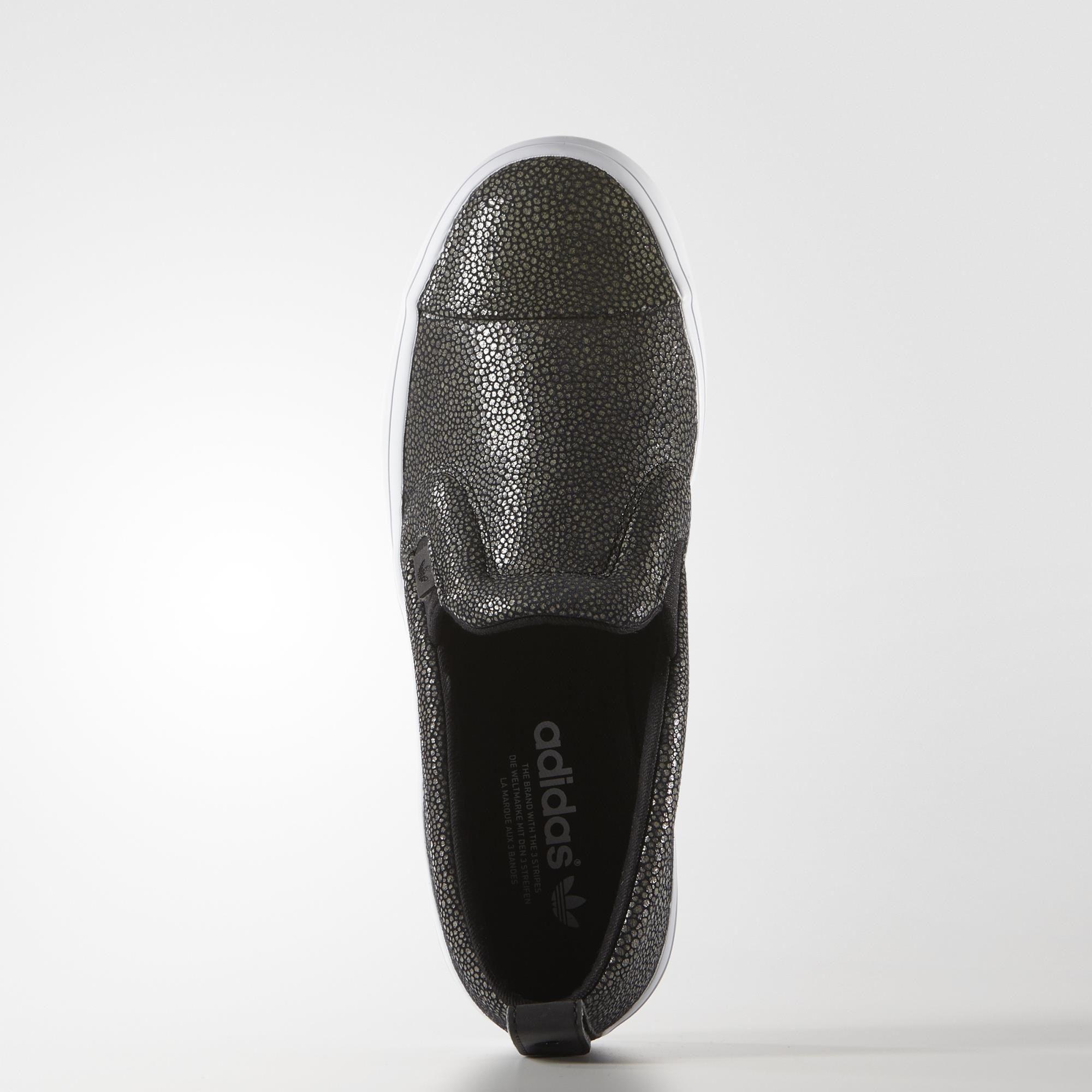 91d172f93fcb Honey 2.0 Slip-On Shoes - noir adidas