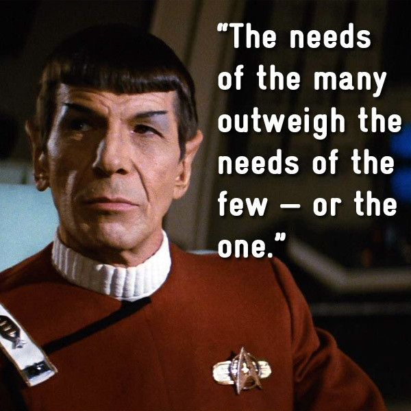 Remembering Spock's Wit & Wisdom in 17 Pictures Star