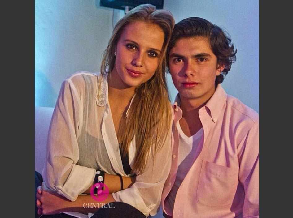 Lourdes Sámano y Alejandro Peña  Central