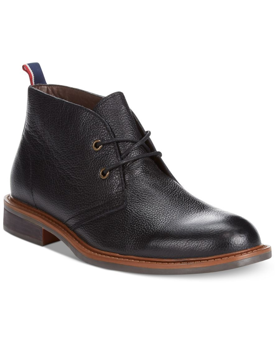 684d3f8bd47d Tommy Hilfiger Stoneham2 Chukka Boots