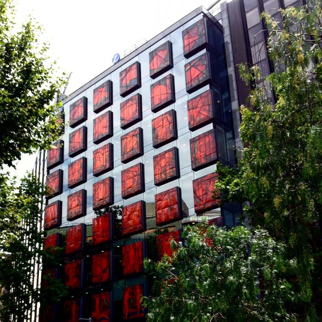 Barcelona Avinguda Diagonal Modern Architecture Outdoor Structures Instagram