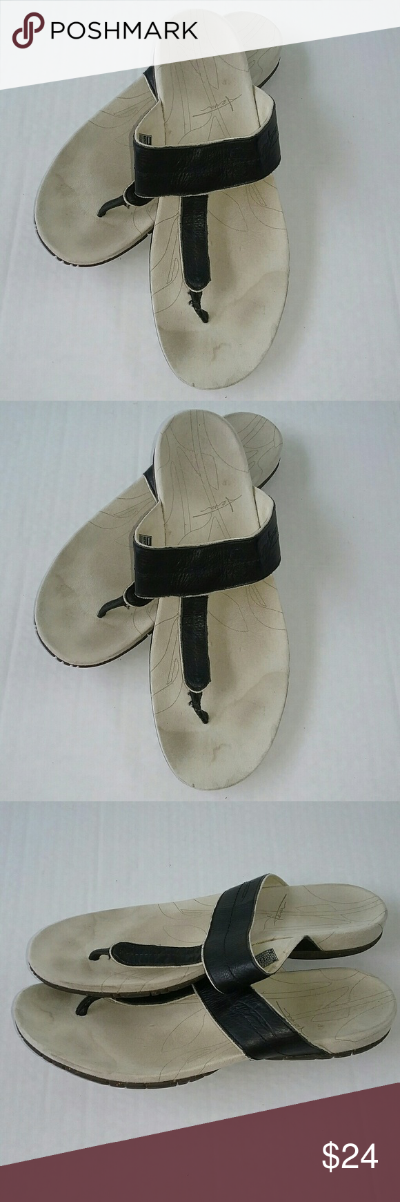 Black sandals size 11 - Teva Black Keely T Strap Sandals Size 11 This Is A Pair Of Teva Black T
