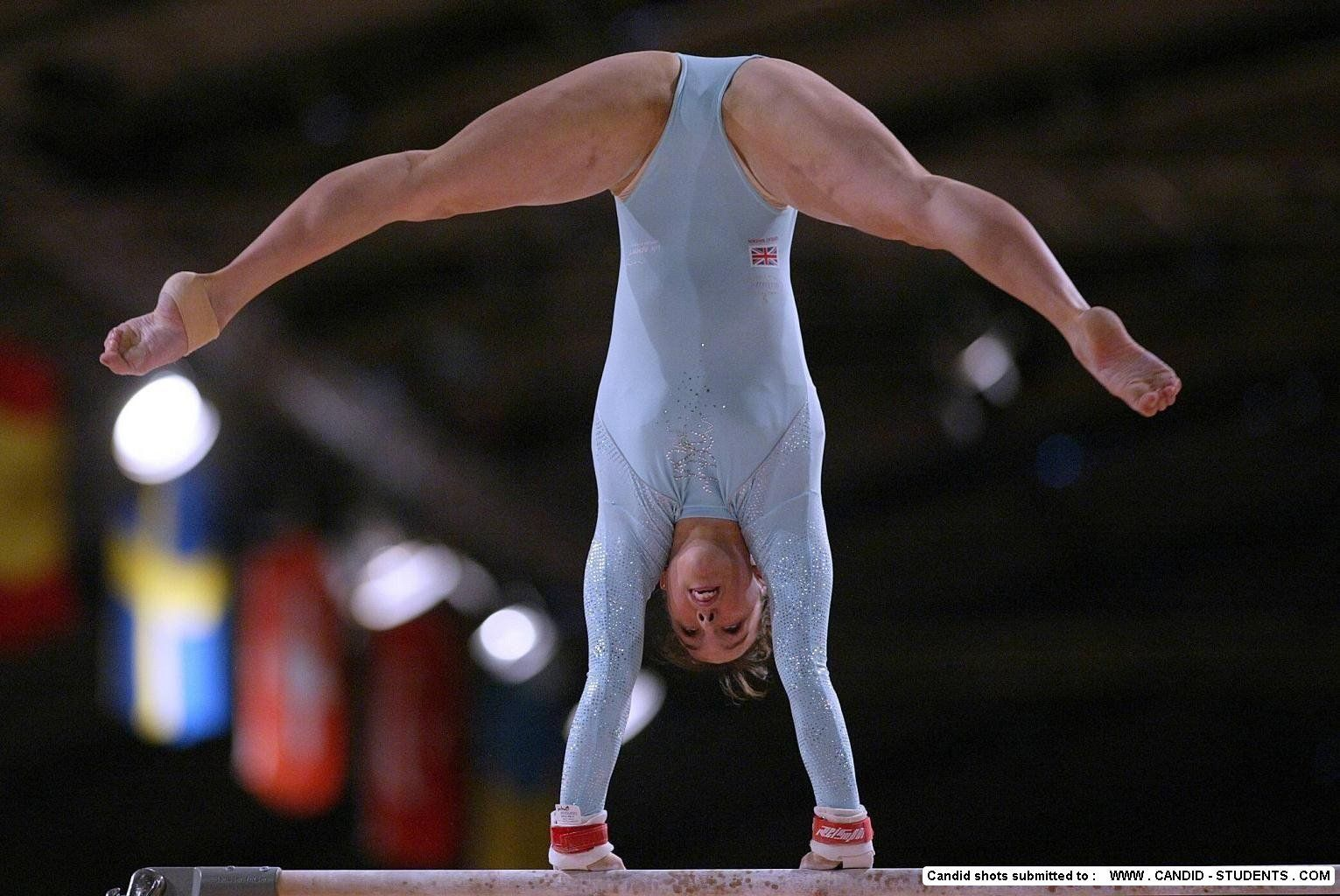 Image Result For Extreme College Gymnastics Girls Close -1339