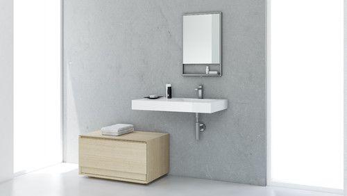Floating Sinks Modern Bathroom Montreal Wetstyle