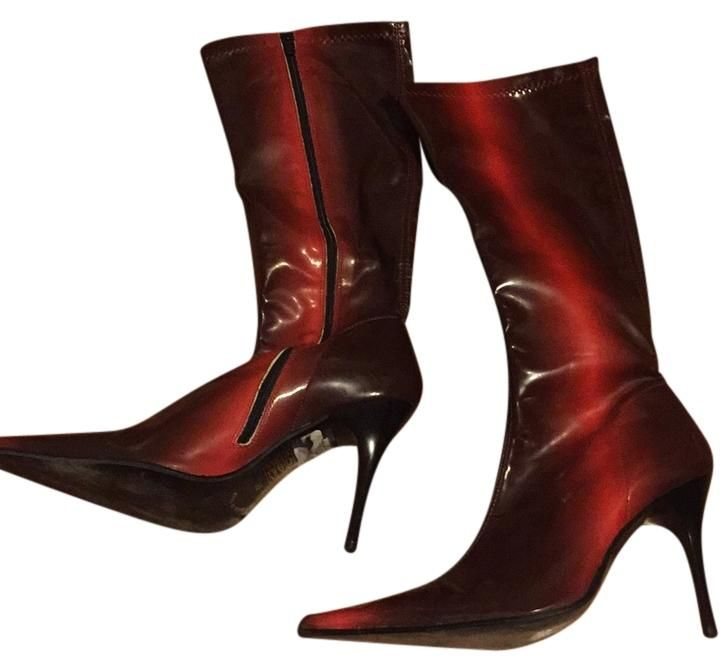 ALDO Red Boots. Get the must-have boots of this season! These ALDO Red Boots are a top 10 member favorite on Tradesy. Save on yours before they're sold out!