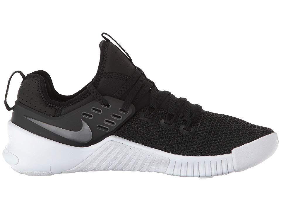 42e4a214fa96 Nike Metcon Free Men s Cross Training Shoes Black White