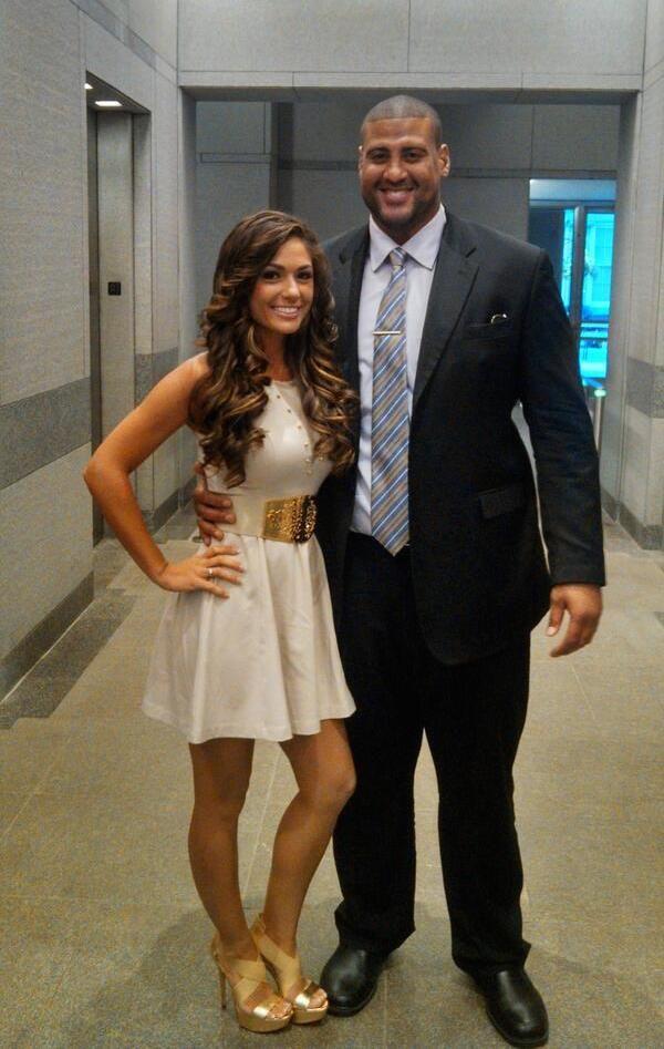 Larissa Johnson (Austin Howard Raiders) - Hottest NFL Wags ...
