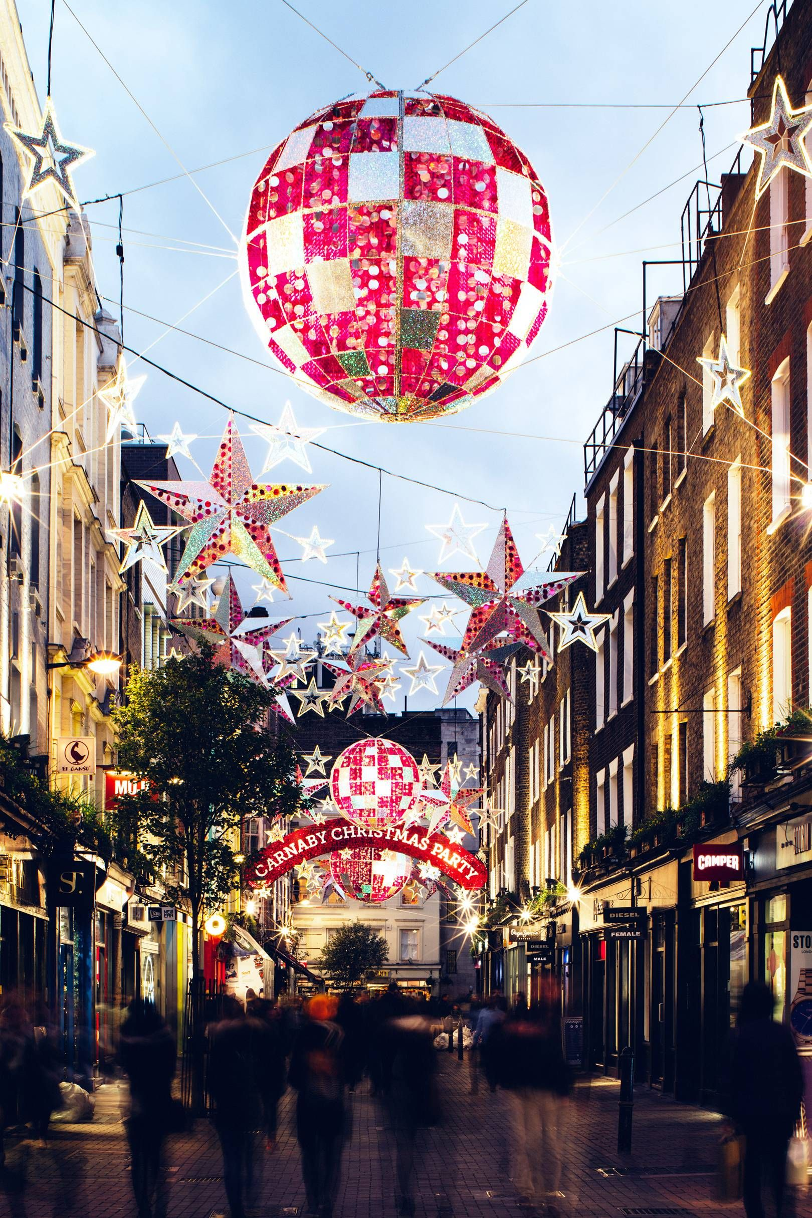 The Best Christmas Lights In London 2019 London Christmas London Christmas Lights Best Christmas Lights