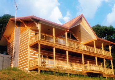 Bon Colucci River Cabins, Magnet Indiana, Beautiful Handbuilt Cabins To Rent On  The Ohio River