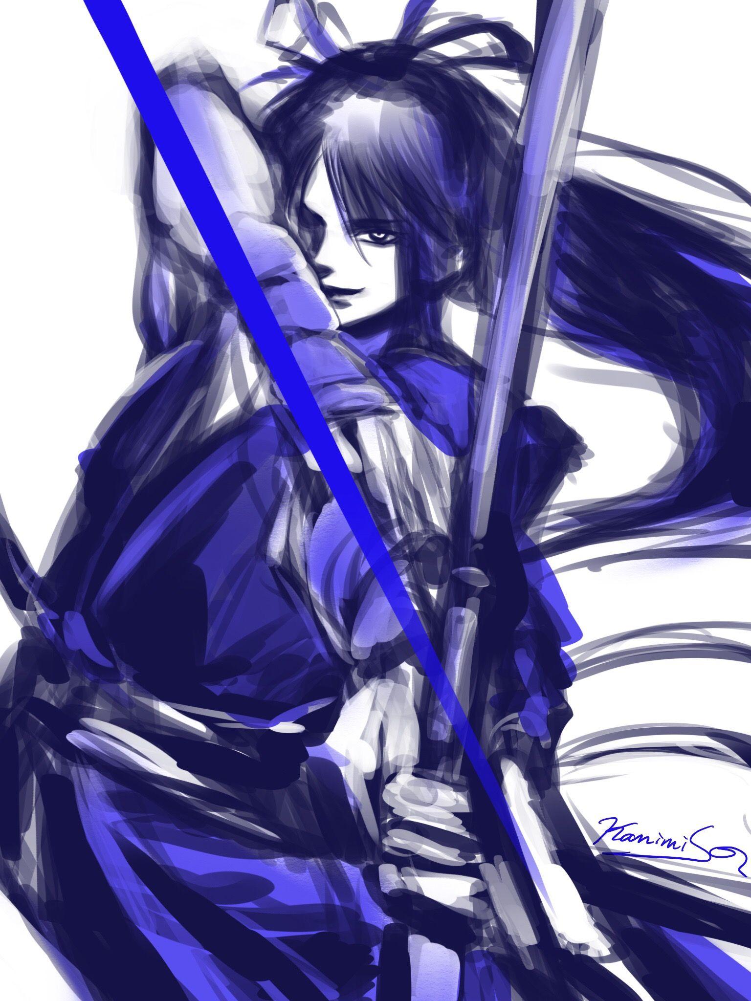 Yoichi Drifters Samurai Anime Drifter Anime