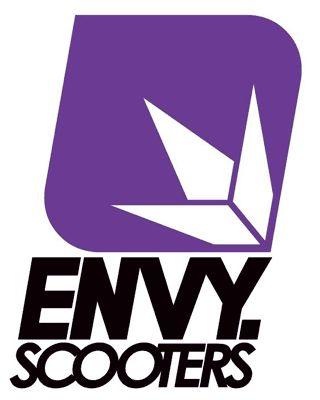 envy scooters logo logos voor mijn deck pinterest