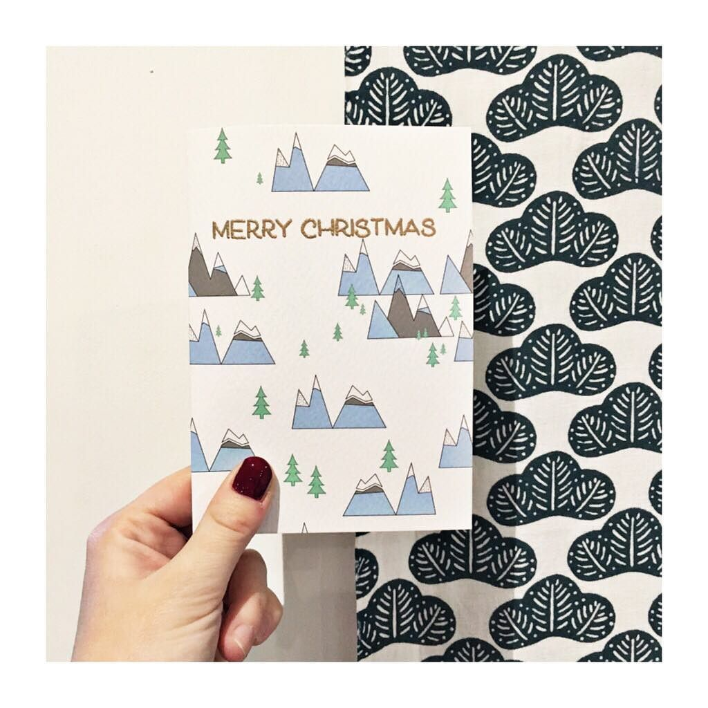 Last couple of days to get your orders in for guaranteed delivery before Christmas  link to shop in profile  #mycreativebusiness #patterndesign #christmascrafting