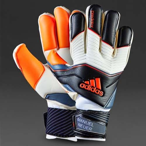 newest ca768 c49fa 2014 Adidas Predator Zones Pro Manuel Neuer GK Gloves