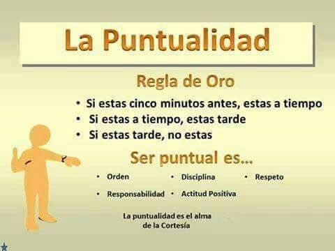 LA DICIPLINA Y LA CONSTANCIA  SON IMPORTANTES AL IGUAL  KE LA PUNTUALIDAD  :) .D.A.L.E  !!!