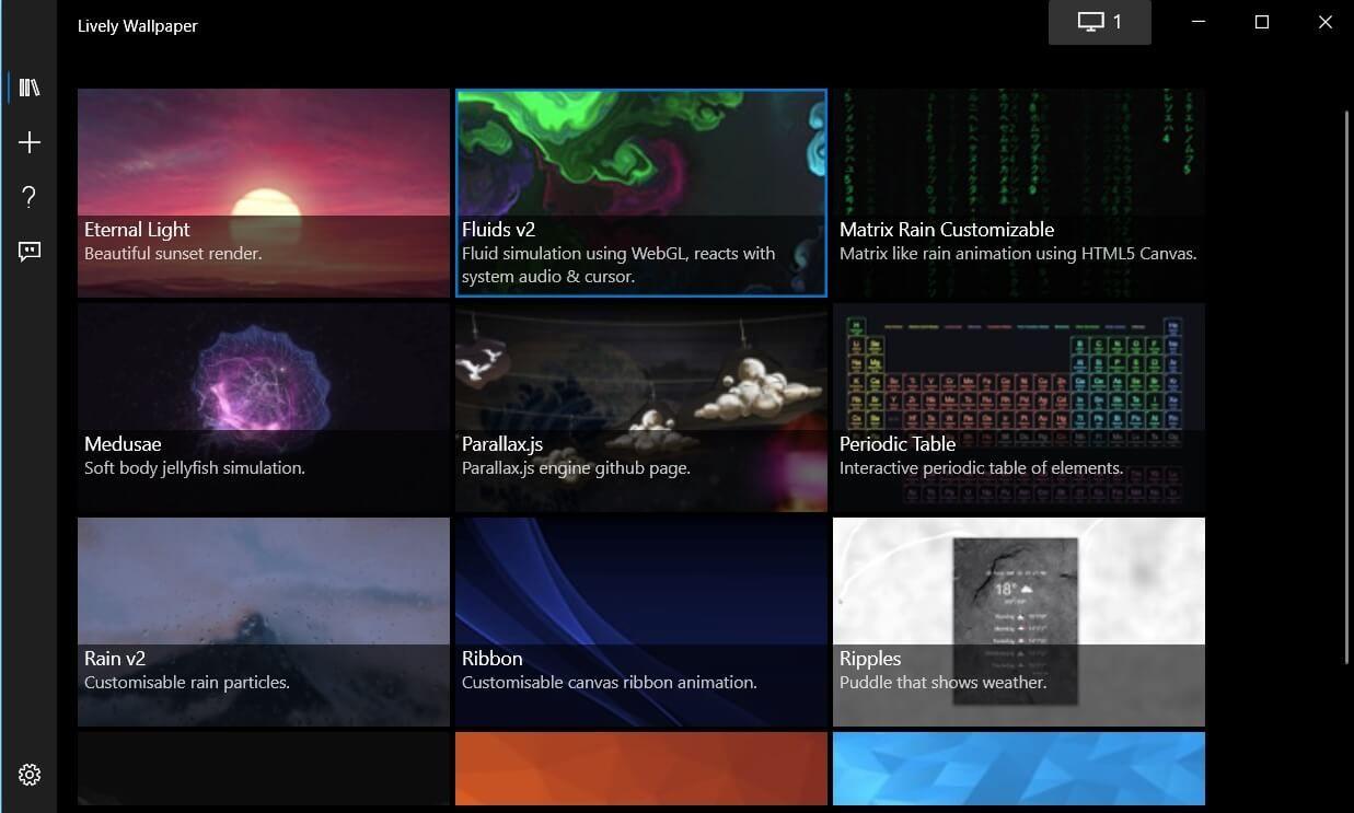 New Microsoft Store App Brings Live Animated Desktop To Windows 10 Live Wallpapers Windows 10 Windows