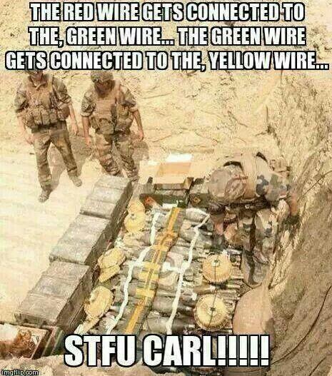 Pin By Tyell Kitson On Dammit Carl Military Humor Military Jokes Army Humor