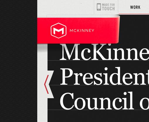 Nice elements on http://mckinney.com/