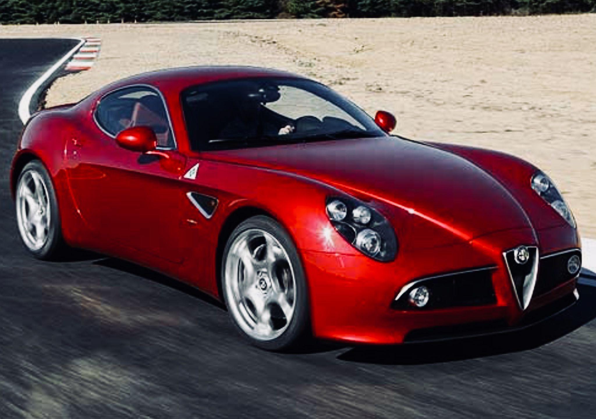 Alfa Romeo 8C petizione alfaromeo8c petizione
