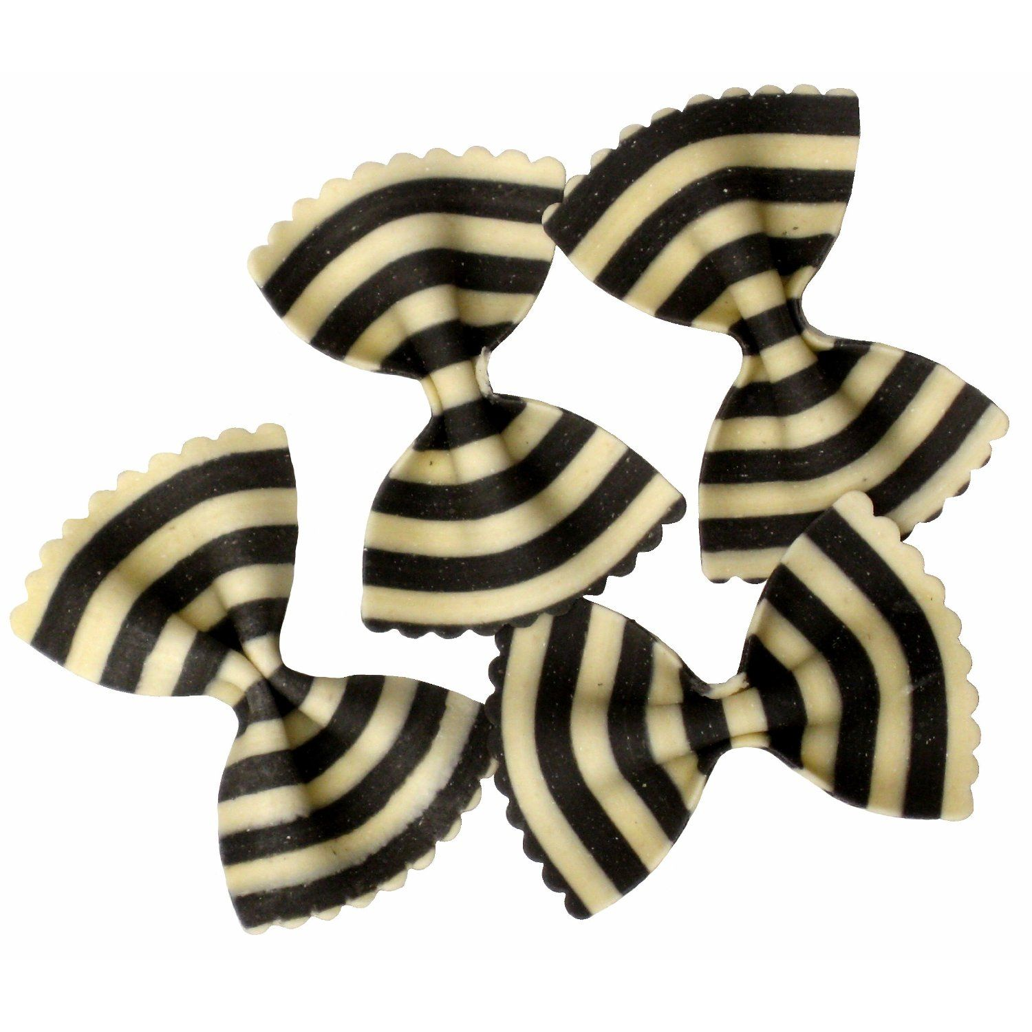 Marella Zebra Black and White Pasta on Amazon.