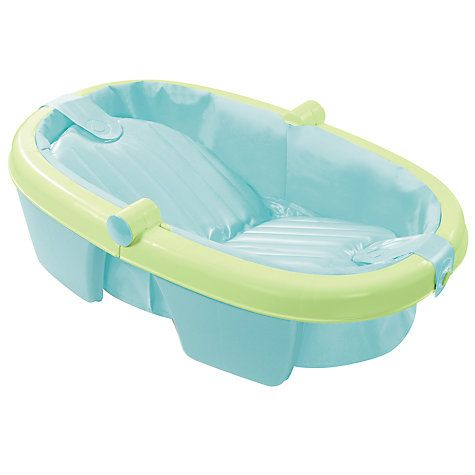 Buy Summer Infant Folding Bath Online At Johnlewis Com