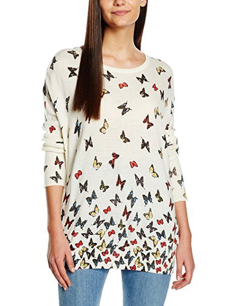 Best Place Outlet Pay With Paypal Yumi Women's Butterfly Jumpers 6unsYyEZ0k