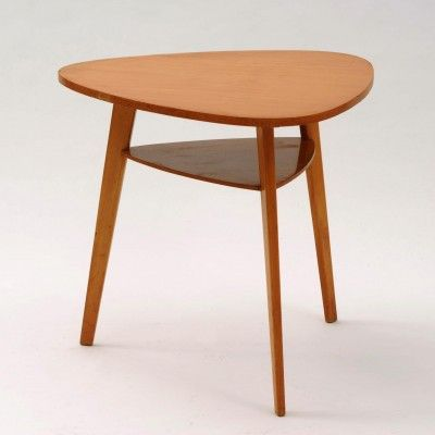 Located using retrostart.com > Coffee Table by Unknown Designer for Interier Praha