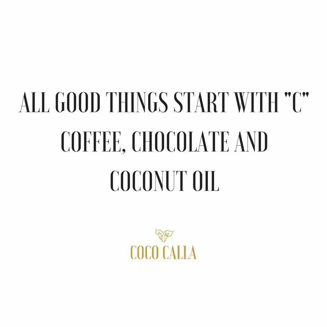 Oil Quote Coconut Oil Quotes  Coconut Oil Is Life  Coco Calla Organic