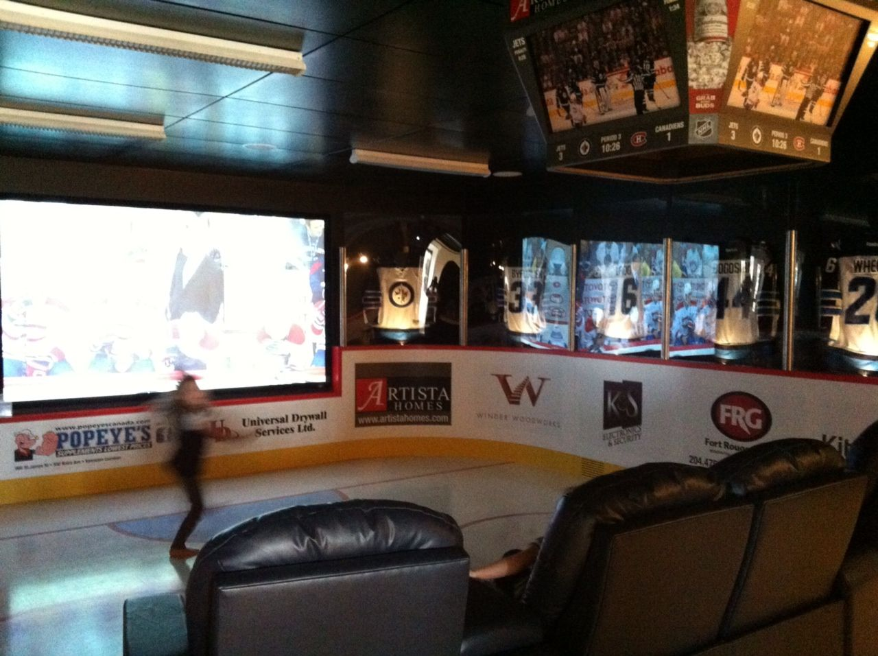 Nothing Else Will Settle Now For My Basement Los Angeles Kings Nhl La Kings Hockey Man Cave Basement Kings Hockey