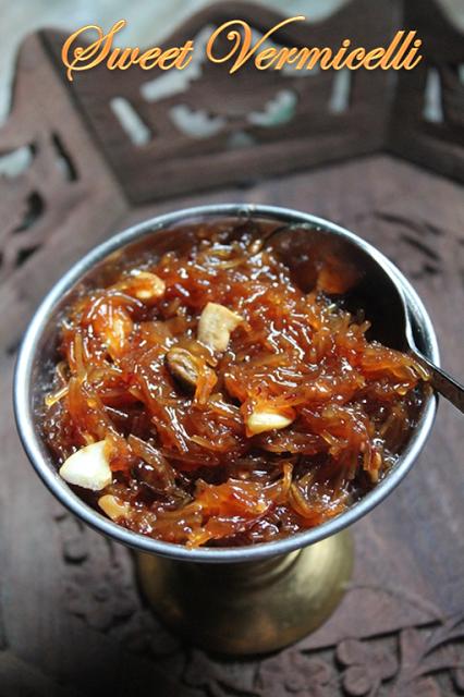 YUMMY TUMMY: Meethi Seviyan Recipe / Sweet Vermicelli Recipe
