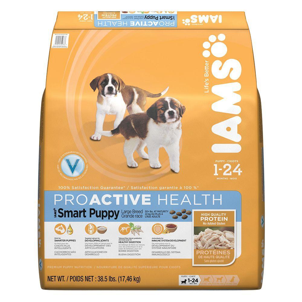 Iams Proactive Health Large Breed Smart Puppy Food Dog Food