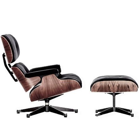 gorgeous rosewood eames lounge