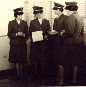 Evelyn Hill - Evelyn Ivy Hill was born on February 14, 1938 and was sworn in as Constable PW13 on September 9, 1965