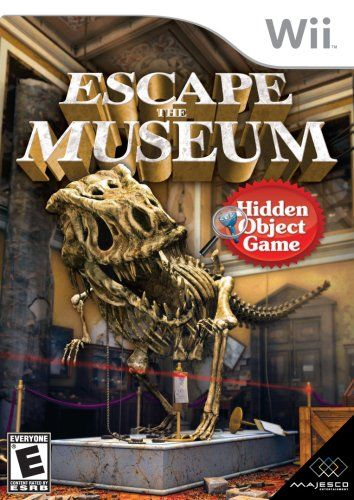 Escape The Museum - Nintendo Wii Majesco