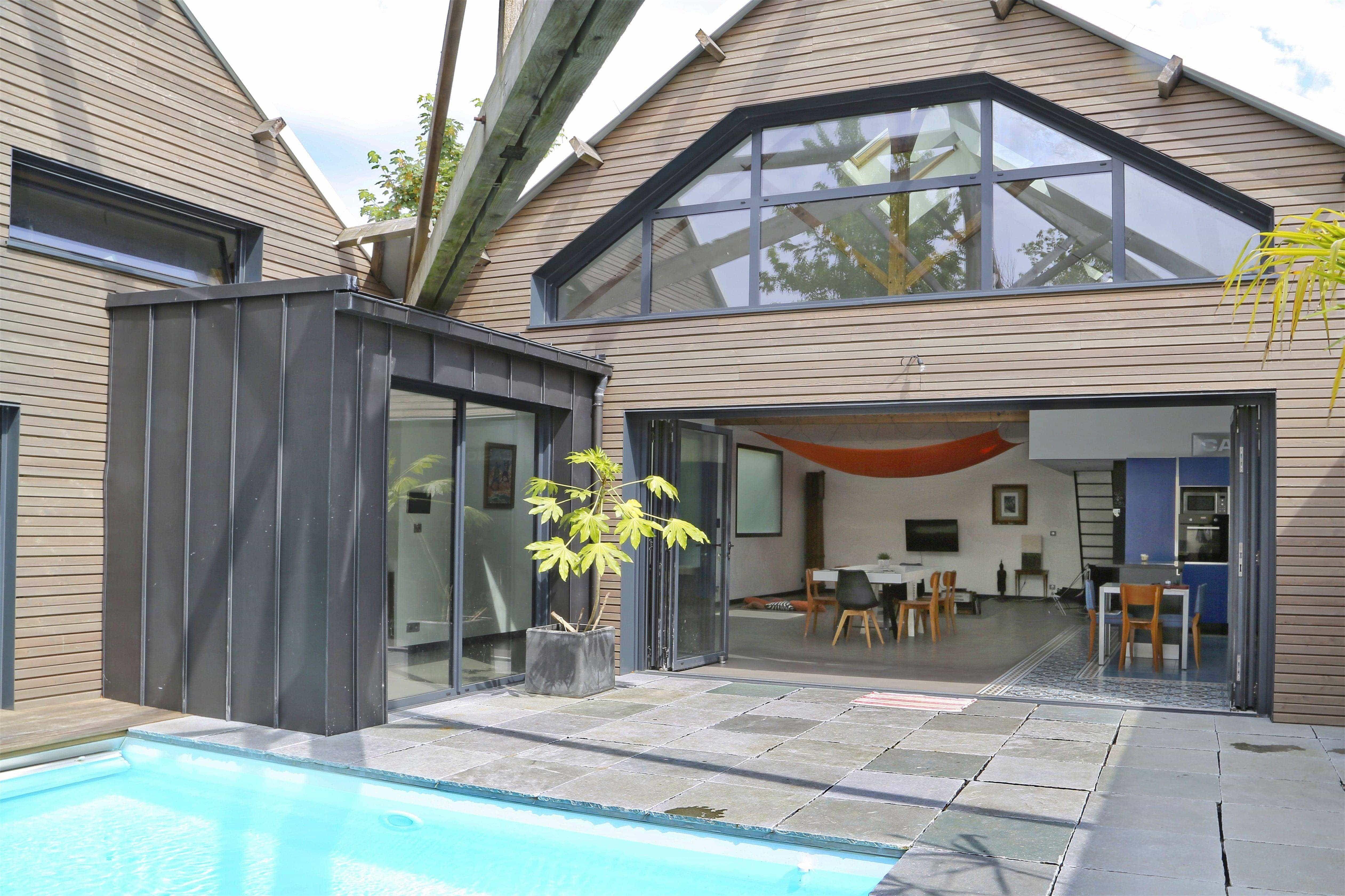 Appartement Avec Jardin Nantes nantes, erdre : loft avec patio et piscine à proximité de l