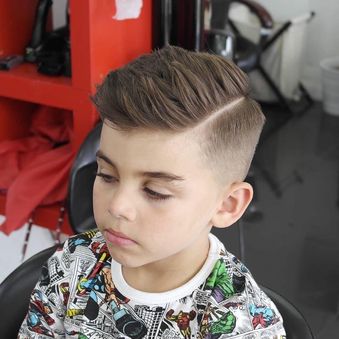 Fade For Kids 24 Cool Boys Fade Haircuts Mens Hairstyles In 2020 Boys Fade Haircut Short Hair For Boys Kids Fade Haircut