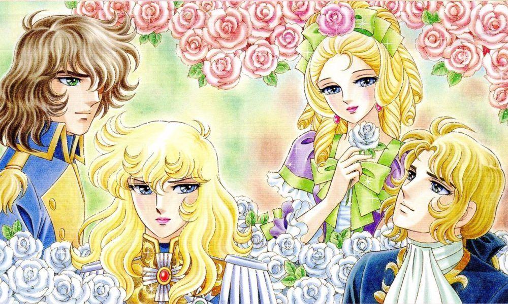 Ecc Ediciones Desvela La Portada De La Rosa De Versalles Ramen Para Dos Versalles Historia De Terror Caricaturas De Famosos