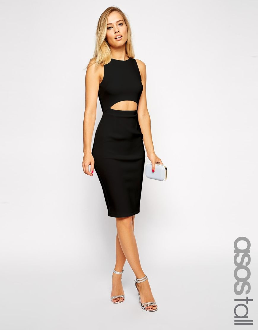 2 piece black dress cocktail