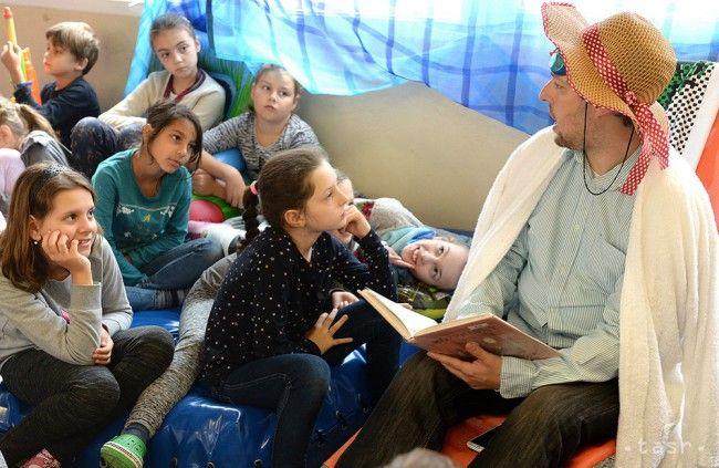 VIDEO: Literatúra deti vzdeláva aj vychováva. Navyše ich baví - Život - Webmagazin.Teraz.sk