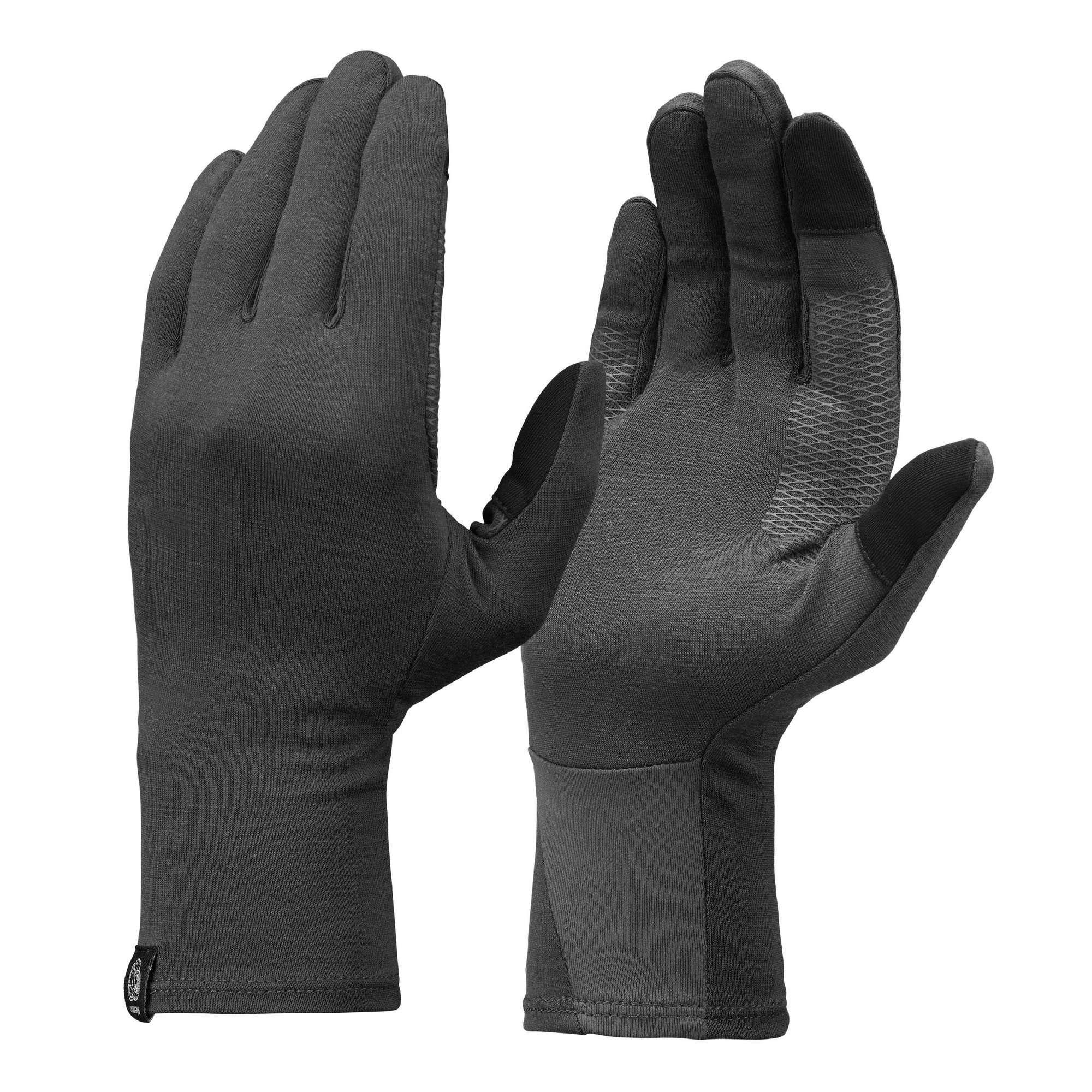 Rekawice Wewnetrzne Trek 500 Forclaz Rekawiczki Turystyczne Turystyka Trekking Decathlon Gloves Trekking Glove Liners